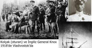 Iliaș Colceag – Kolçak Paşa 1710 – 1743 ve Alexander Kolchak-Amiral Kolçak 1874-1920