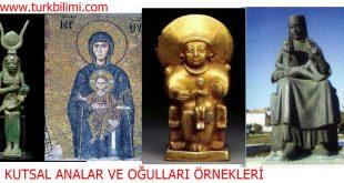 Kutsal kadınlar anneler ve Osmanlı Valide sultanları 1520-1904