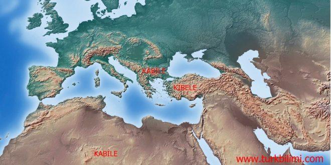 Akdeniz'de Kabile ve Kibele kültürleri