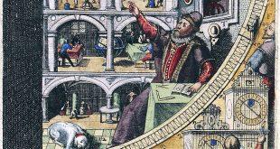 YILDIZLARI TELESKOPSUZ İNCELİYEN KESKİN GÖZLÜ İNSAN; Tycho Brahe 1546 – 1601